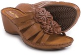 Hush Puppies Gallia Copacabana Wedge Sandals - Leather (For Women)