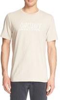 A.P.C. Men's 'Substance' Graphic T-Shirt