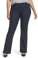 NYDJ Plus Size Women's Barbara Stretch Bootcut Jeans
