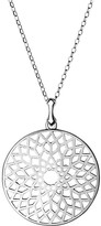 Links of London Sterling Silver Timeless Pendant Necklace, 32""