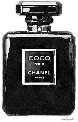 iCanvas icanvasart Coco Noir Perfume By Amanda Greenwood