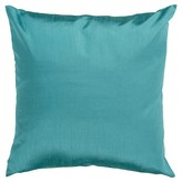 Surya Solid Luxe Toss Pillow