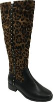 Annie Shoes Women's Mobile Wide Calf Riding Boot