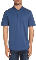 Travis Mathew Men's 'Hubble' Button Down Pique Polo