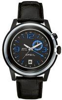Breil Milano Dual Time Strap Watch