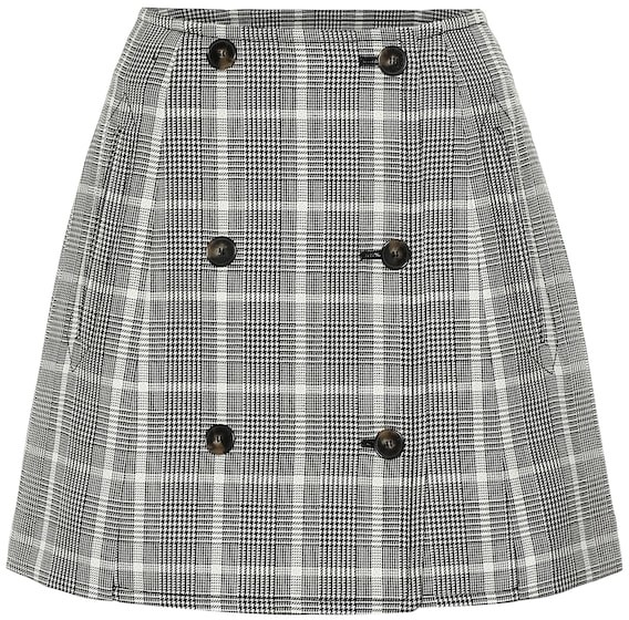 f32093dc20 Structured Mini Skirt - ShopStyle