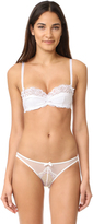 L'Agent by Agent Provocateur Reia Padded Balcony Bra