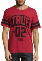True Religion Cotton Roundneck Tee