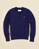 Diesel Boys' Kansy V Neck Sweater - Sizes 4-7