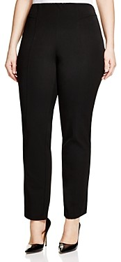 Vince Camuto Plus Slim Leg Pants