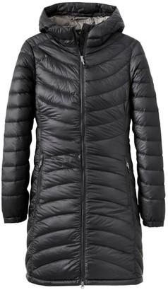 L.L. Bean Women's Ultralight 850 Down Hooded Coat