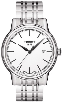 Tissot Men's Carson Bracelet Watch, 39mm