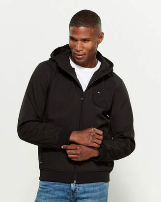 Tommy Hilfiger Hooded Bomber Jacket
