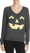 Wildfox Couture Jack-O-Lantern Sweatshirt