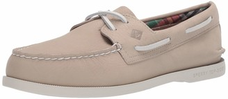 Sperry mens A/O 2-eye Plushwave Boat Shoe