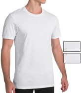 Nautica Cotton Crew Neck T-Shirt - 3-Pack, Short Sleeve (For Men)