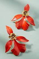 Jennifer Behr Vanda Island Drop Earrings