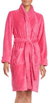 Lauren Ralph Lauren Plus Terry Shawl Collar Robe