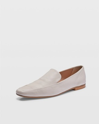 Club Monaco Sofii Leather Loafer Flats