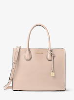Michael Kors Mercer Large Leather Tote