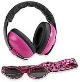 BaBy BanZ BB661 Mini Earmuffs Protection Set-Magenta