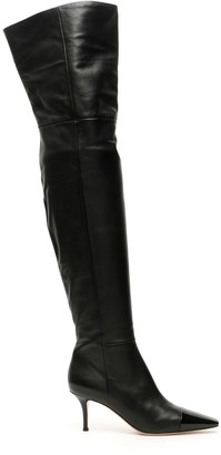 Gianvito Rossi Over-the-knee Stefanie Boots