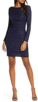 Vince Camuto Sequin Knit Dress