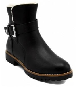 Nautica Women's Ensign Ankle Winter Boot Women's Shoes