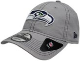 "New Era Seattle Seahawks NFL 9Twenty ""Core Classic Gray"" Adjustable Hat"