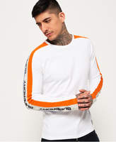Superdry Trophy Sleeve Band Long Sleeve T-Shirt