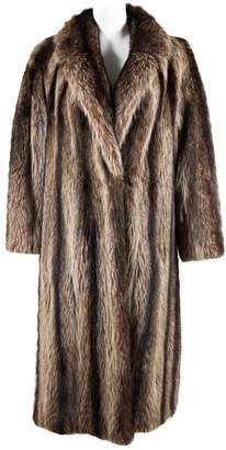 N. Stupp Furs \N Black Leather Coats