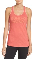 The North Face Women's 'Play Hard' Graphic Tank
