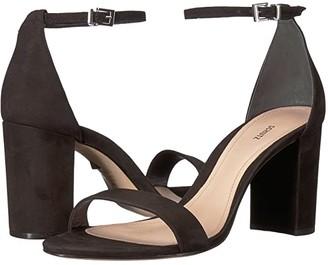 Schutz Anna Lee (Black) Women's Dress Sandals