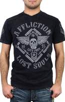 Affliction Sky Dream Men's Short Sleeve T-Shirt M