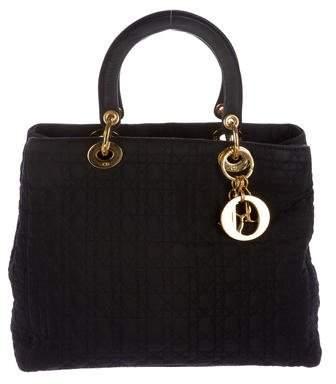 Christian Dior Nylon Lady Bag