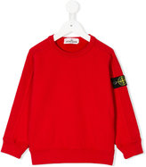 Stone Island Junior classic knitted top