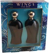 Giorgio Beverly Hills Wings 3.4-Oz. Eau de Toilette & After Shave Set - Men