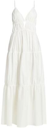 Jonathan Simkhai April Parachute Maxi Dress