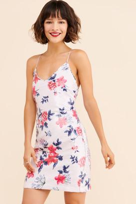 Endless Rose Sequin Slip Dress
