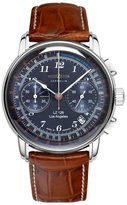 Zeppelin LZ126 Los Angeles Chronograph Dial Men's Watch 7614-3