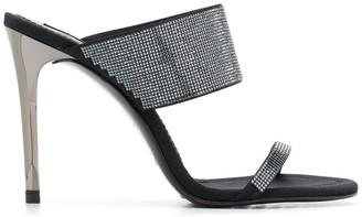 Pedro Garcia Camelia 110mm sandals