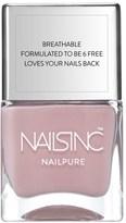 Nails Inc Nail Pure 6 Free Bond Street Passage Nail Polish
