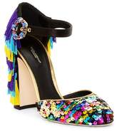 Dolce & Gabbana Fringe Pump