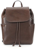 Frye Casey Leather Backpack