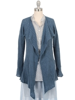 Lainey Keogh Womens LAINEY Hand Knit Cardigan