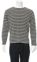 Margaret Howell Striped Long Sleeve Shirt