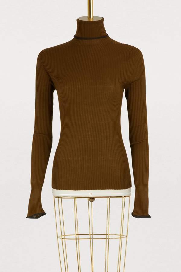 Acne Studios Wool turtleneck sweater