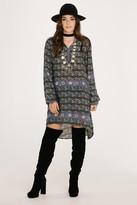 Raga Batik Shirt Dress