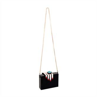 Gissa Bicalho Bag Acrylic Handmade Hands