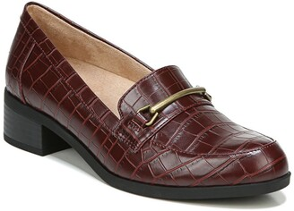 Soul Naturalizer Firstly Croc Embossed Loafer